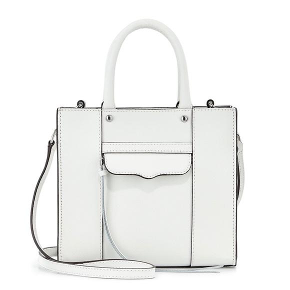 Rebecca Minkoff Handbags - Rebecca Minkoff Mini MAB Saffiano Tote